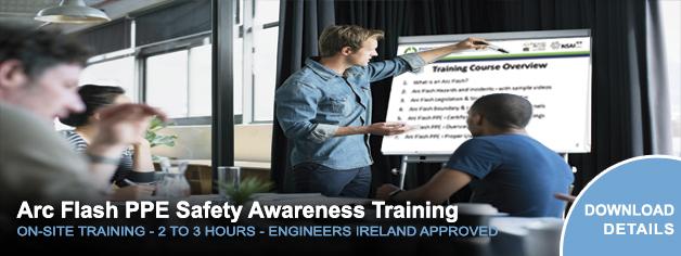 Arc Flash PPE Safety Awareness Training