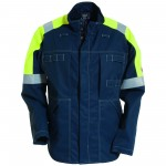 TRANEMO 5736 88 ARC FLASH JACKET - Class 1, 11.9 CAL/CM²