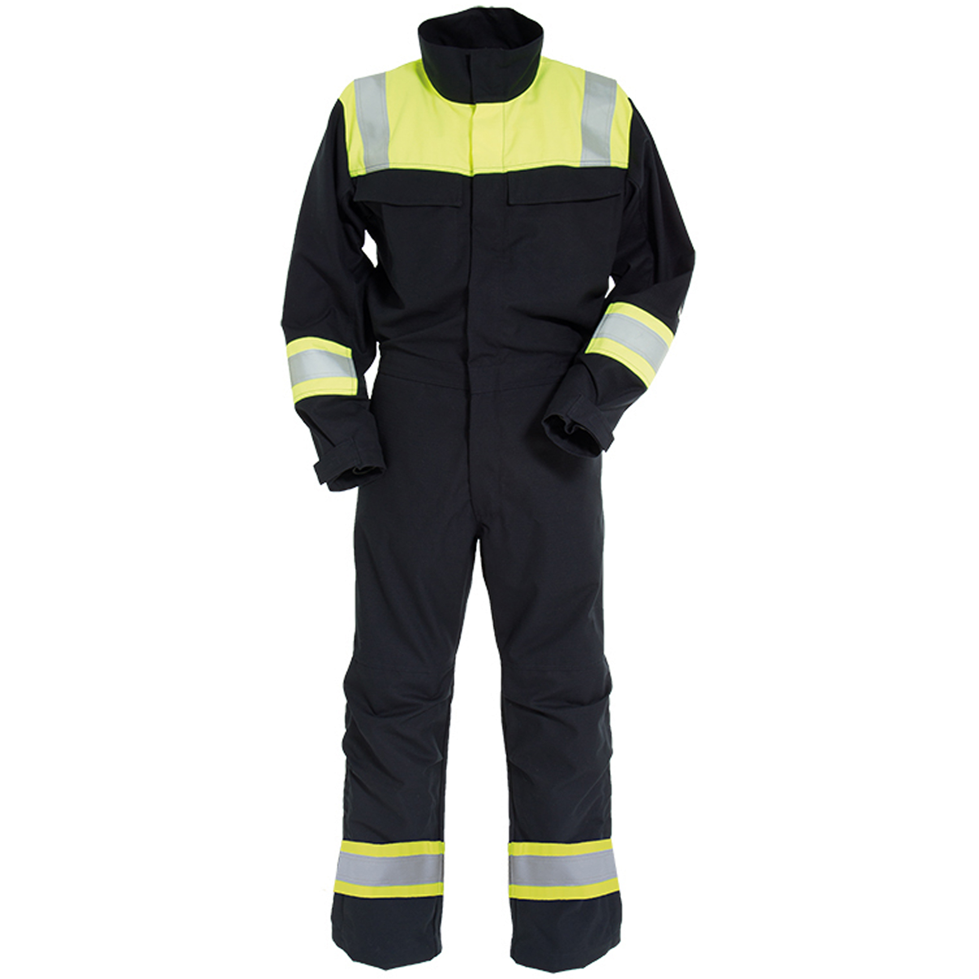 TRANEMO 6011 81 NON-METAL ARC FLASH BOILERSUIT - 9.5 CAL/CM2