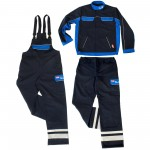 BSD COMFORT ARC FLASH JACKET, DUNGAREES AND TROUSERS - 22.0 CAL/CM² - CLASS 2
