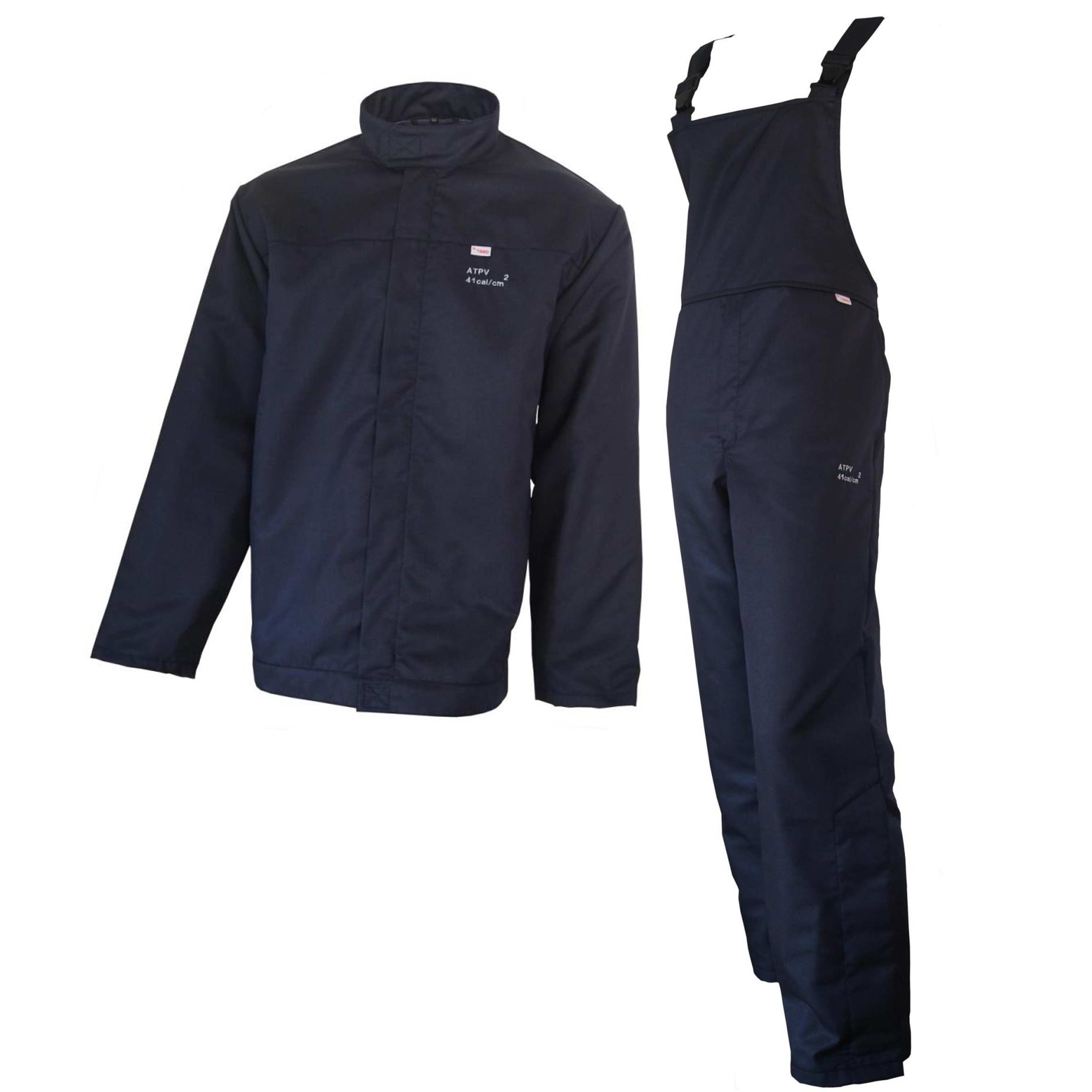 BSD POWER ARC FLASH JACKET AND BIB OVERALL - 41.0 CAL/CM2