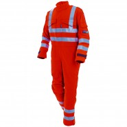 PROGARM 4690 ARC COVERALL – HV ORANGE, Class 1