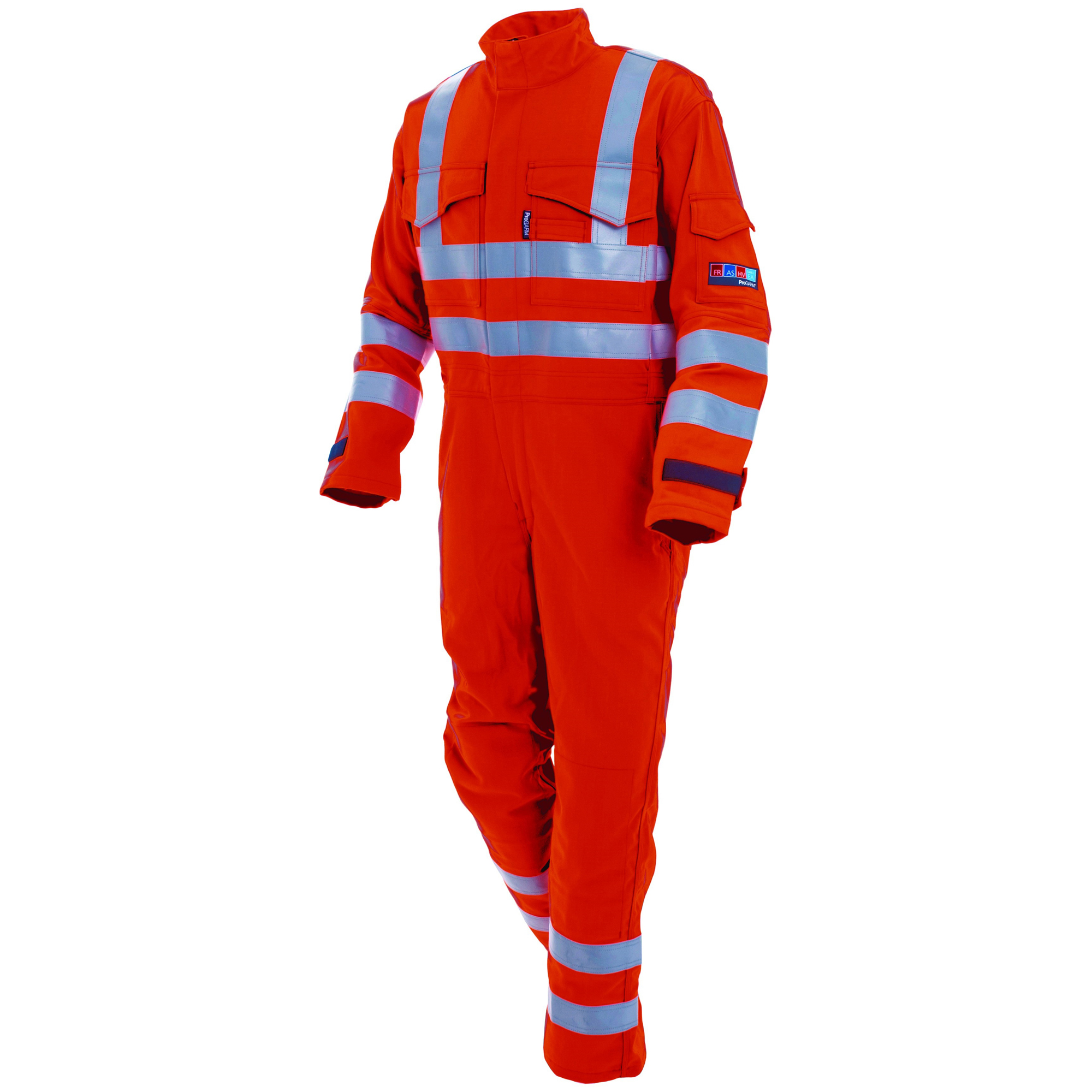 PROGARM 4690 ARC COVERALL, HV ORANGE