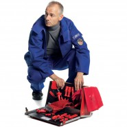 ROOTS MULTI PROTECTOR ARC FLASH JACKET AND TROUSERS – Class 2, 26.8 CAL/CM²