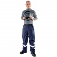 ROOTS MULTI PROTECTOR ALL WEATHER TROUSERS – Class 2, 45.69 CAL/CM²