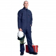 ROOTS NOMEX E+ARC BASIC COVERALL – Class 1, 9.8 CAL/CM²