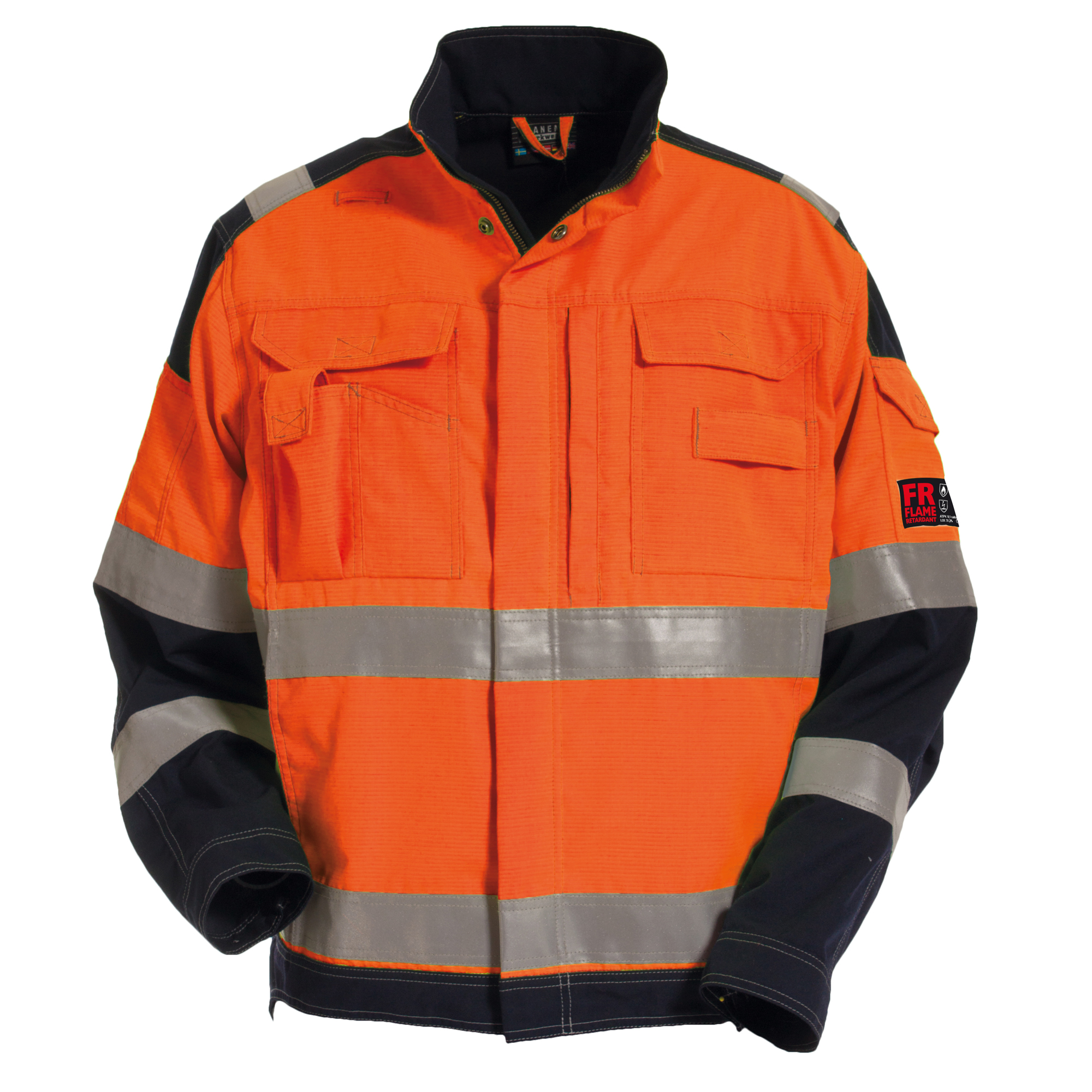 TRANEMO 5339 84 ARC FLASH JACKET - 10.1 CAL/CM²
