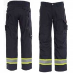 TRANEMO 6021 81 NON-METAL ARC FLASH TROUSERS - Class 1, 9.5 CAL/CM²