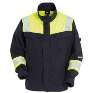 TRANEMO 6030 81 NON-METAL ARC FLASH JACKET – Class 1, 9.5 CAL/CM²