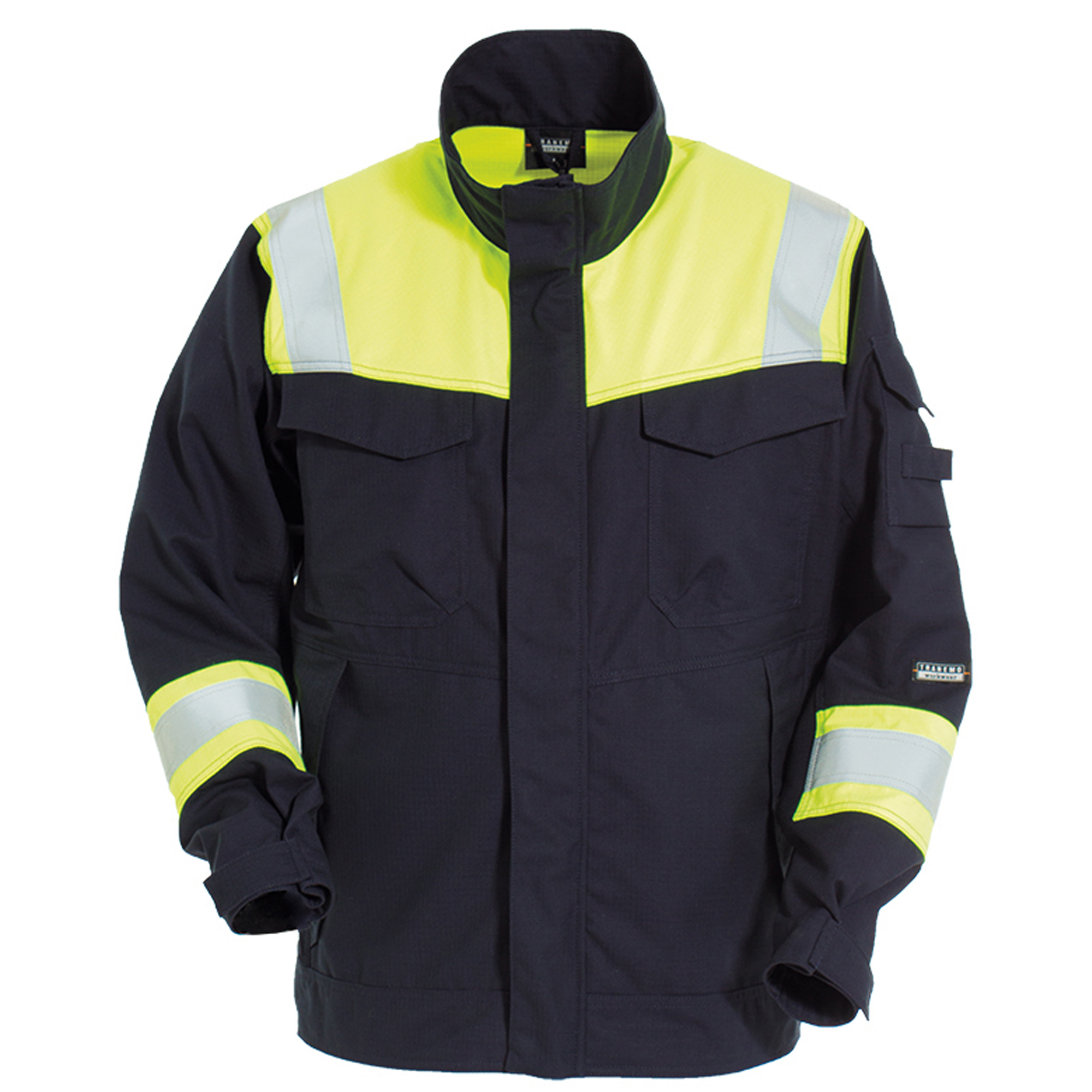 TRANEMO 6030 81 NON-METAL ARC FLASH JACKET - 9.5 CAL/CM²