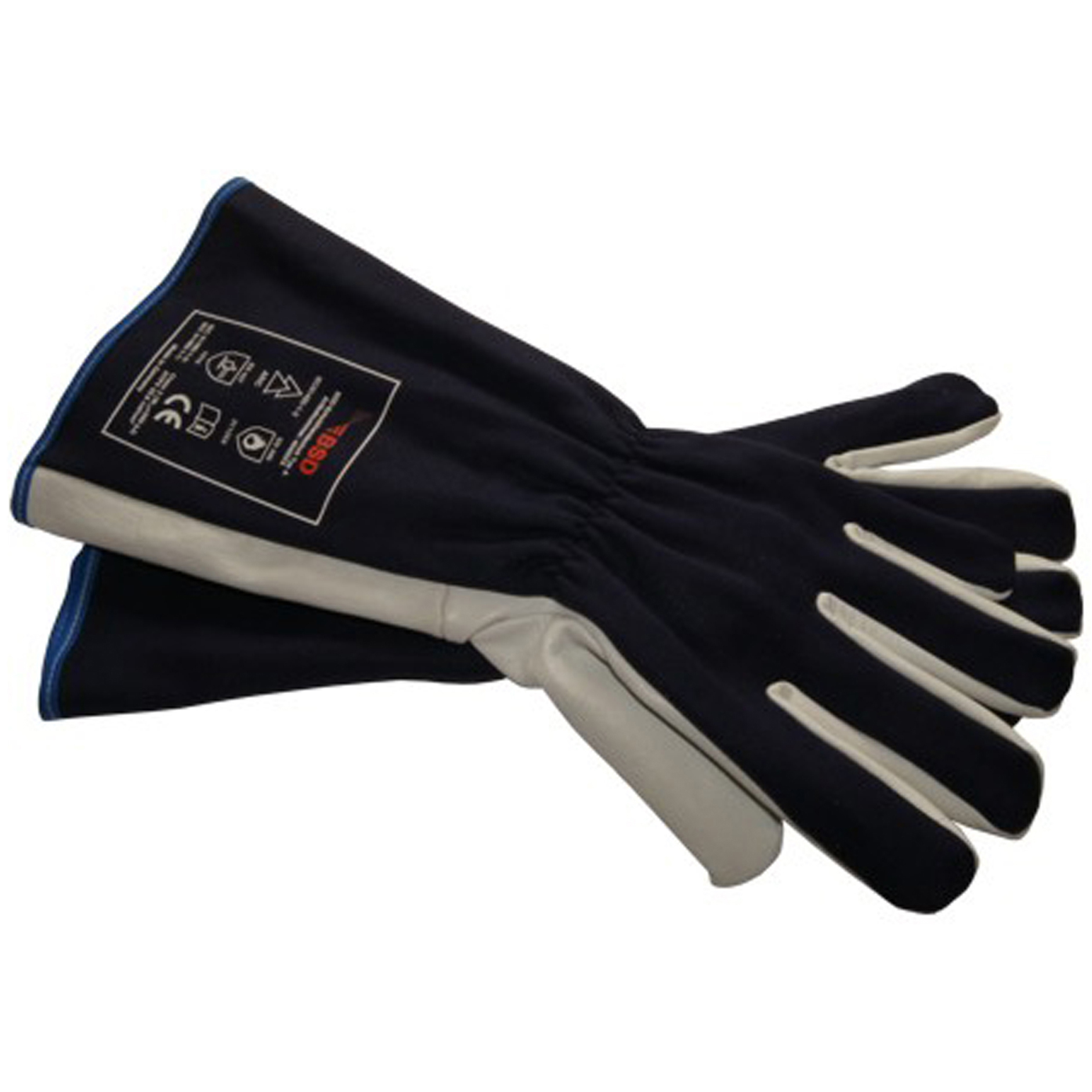 BSD SAFETY GLOVES AGAINST ELECTRIC ARC, TYPE A - 18.0 CAL/CM2