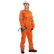 ROOTS FLAMEBUSTER NORDIC WOMEN'S COVERALL – Class 1, 8.1 CAL/CM²