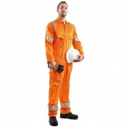 ROOTS FLAMEBUSTER NORDIC 'KNEE POCKETS' COVERALL – Class 1, 8.1 CAL/CM²