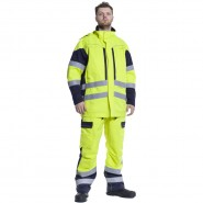 ROOTS STORMBUSTER XTREME WATERPROOF PARKA – 35.2 CAL/CM²