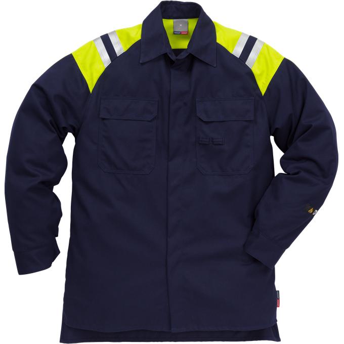 FRIS 7074 - FRISTADS Shirt 7074 ATS Dark Navy